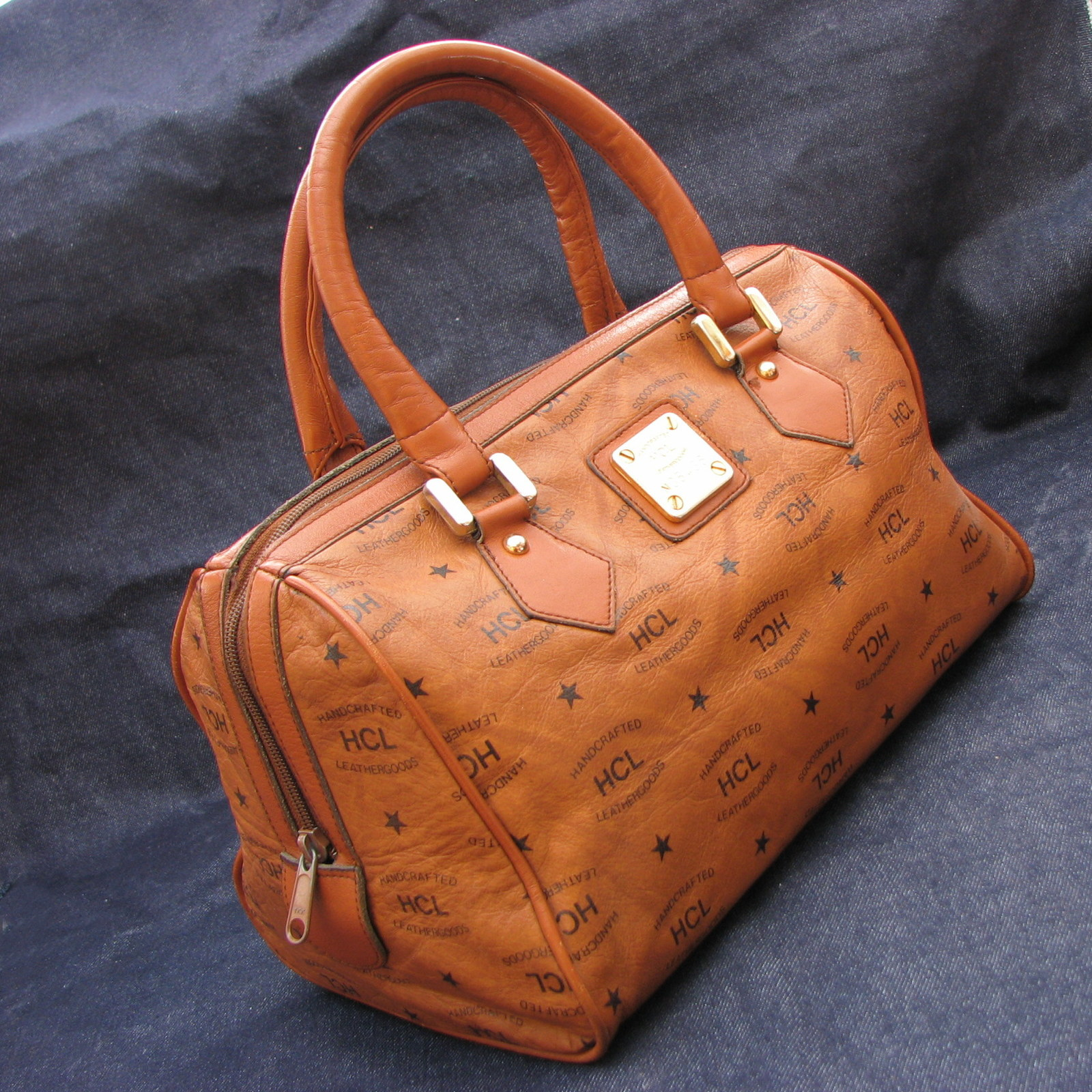 Hcl handcrafted leather goods - Luxusn Ko En Kabelka Hcl Handcrafted Leathergood