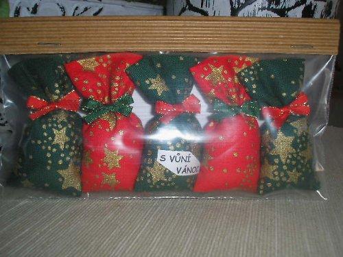 pytlíčky s vůní vánoc