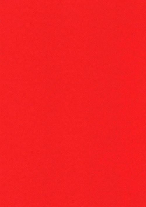 Fotokarton A4 červený