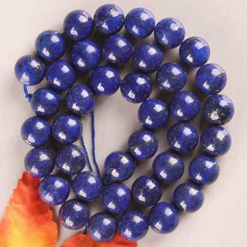 Lapis Lazuli 10mm 2kusy