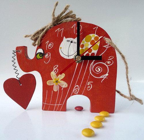 rudý mamut jde za svým srdcem a kočka nic nevidí
