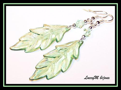 Listy zelené