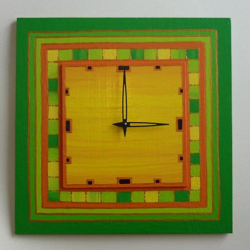 Velké zelené hodiny