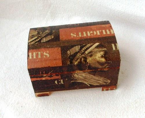 krabička na poklady