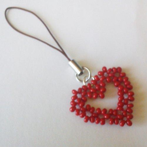 Srdce na mobil/klíče