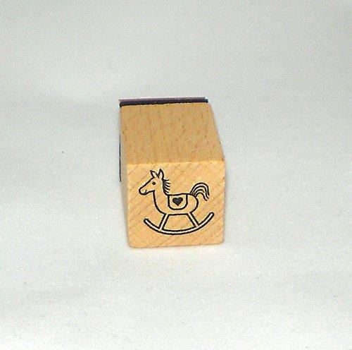 Razítko houpací koník MRA46