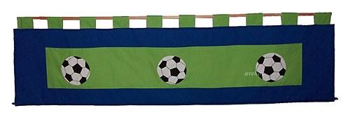 Kapsář za postel - Tři fotbalové míče