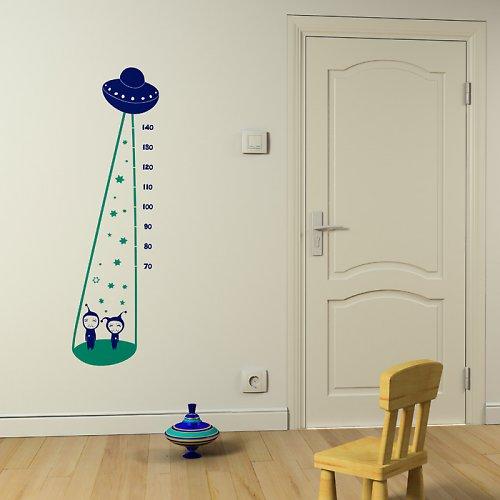 UFO metr