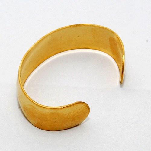 Cuff forma na náramek s obloučkem / úzká