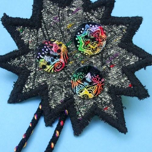 Hvězdná brož