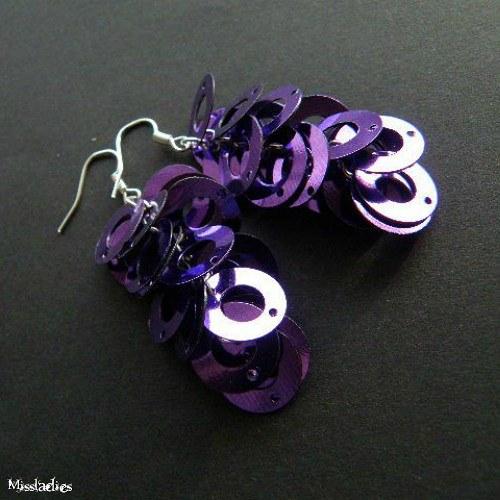 Rozpustilá fialová