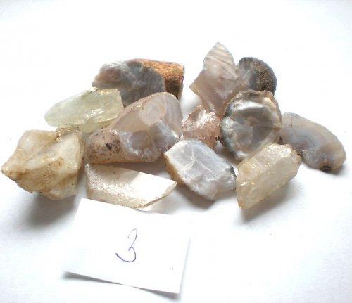 Různé minerály 3 - cena za vše