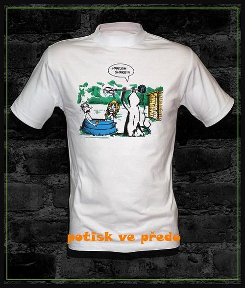 Pánské tričko Harlem Shake