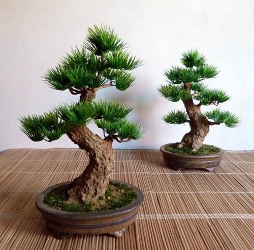 Umělá bonsaj  - dekorace pro interier