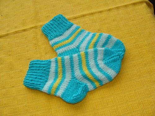 Dětské ponožky vel.23-24
