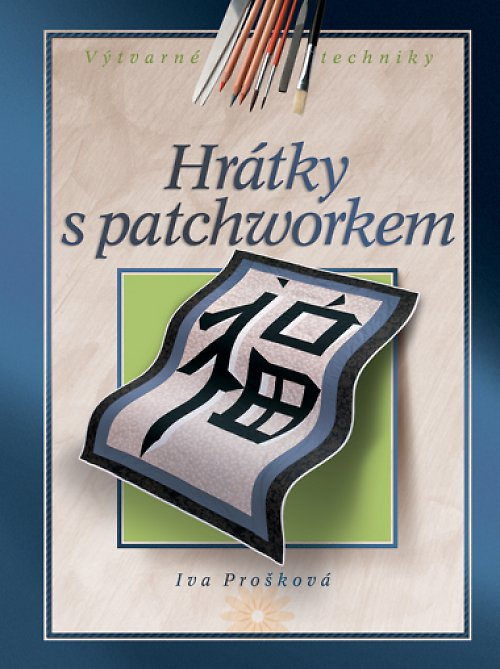 Kniha Hrátky s patchworkem