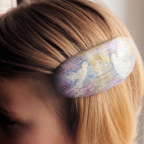 Andělská - spona do vlasů