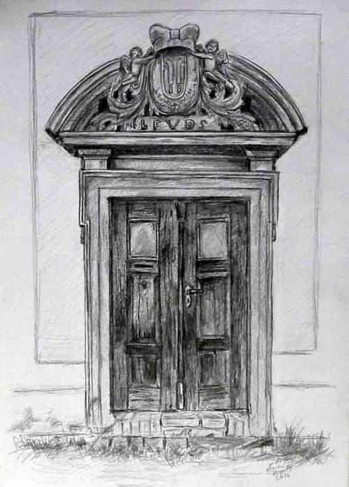 Starý vchod