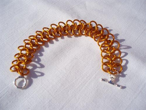 Oranžové kroužkování