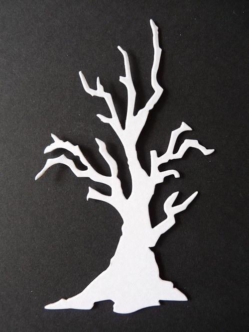 Výseky - strom