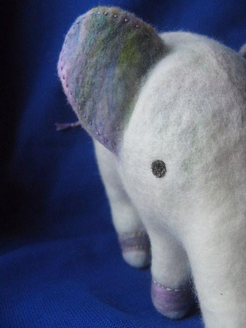 profilový slon
