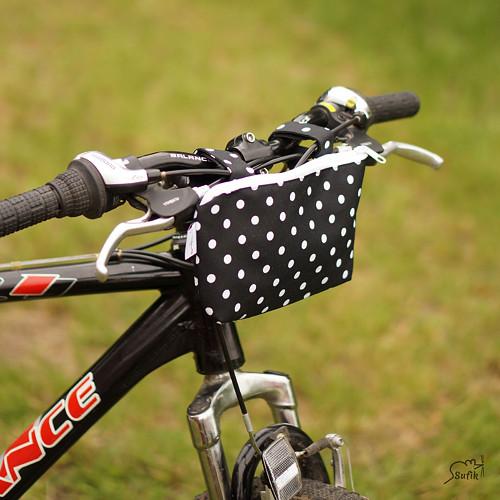 Kapsa na kolo či madlo kočárku