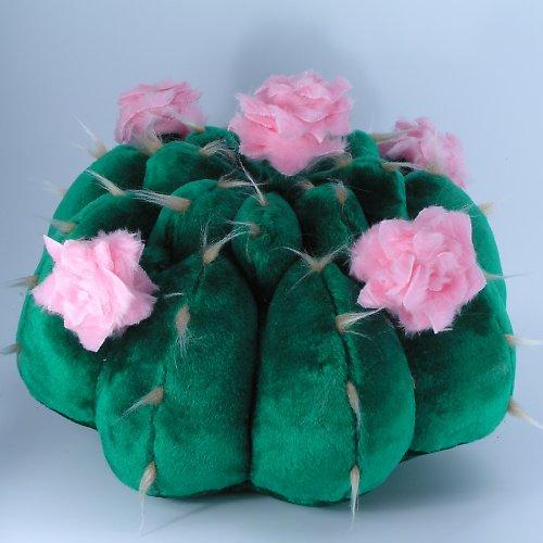 Veliký kaktus - autorská hračka