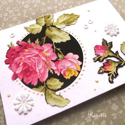 Růže z Kashmiru -  přání