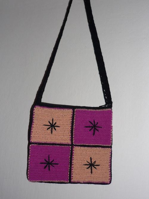 Hvězdičková taška menší