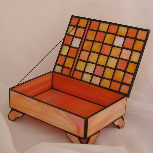 Šperkovnice - Šachovnice