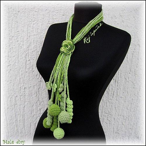 Kuličkospirálovník - Jásavě zelený,vícebare