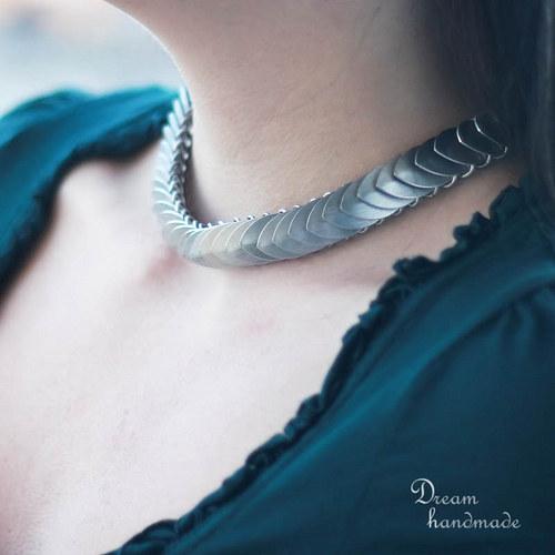 Exclusive - náhrdelník/obojek