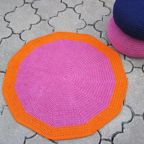 Předložka - kobereček