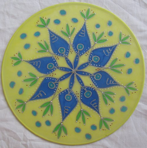 mandala 25 cm
