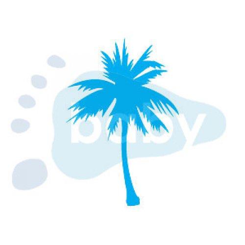 Razítko palma 10 x 15 cm