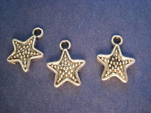 Hvězda, 3 kusy / 8,-- Kč