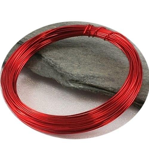 Barvený měděný drát 0,3 mm