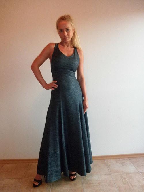 Společenské šaty 656 - vel. 38