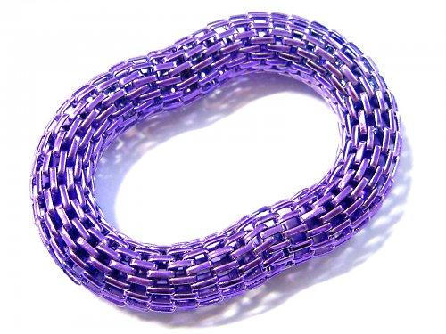 2810905/Dutinka fialová, 1 ks