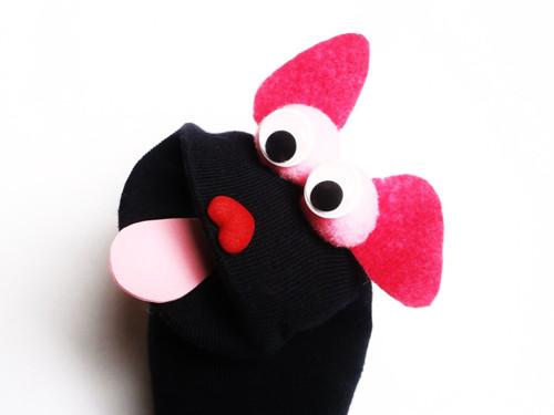 Maňásek ponožkáček  č.580