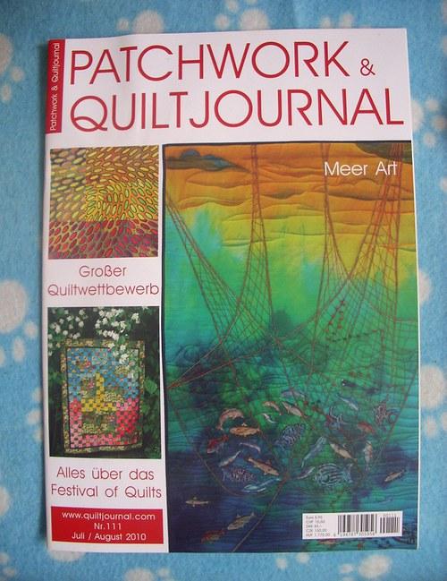 Časopis pro milovníky patchworku