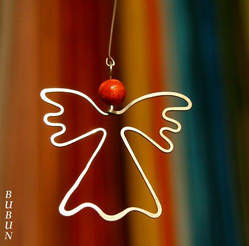 Anděl - Houbového Korálu