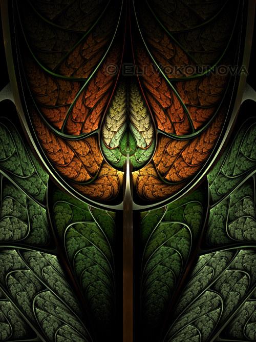 Elfský les