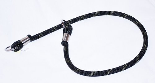Obojek-ohlávka z horolezeckého lana délky 64cm