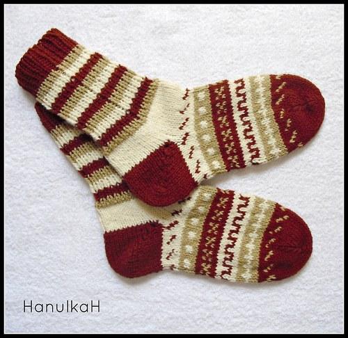 Pánské ponožky 0080