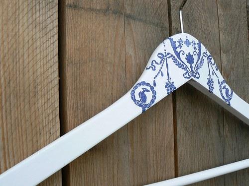 Vintage hanger  no. 21