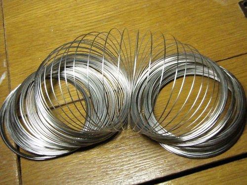 Paměťový drát 5 cm, 20 otoček