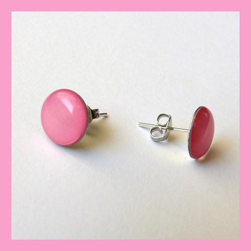 Růžové pecky HYPOALERGENNÍ
