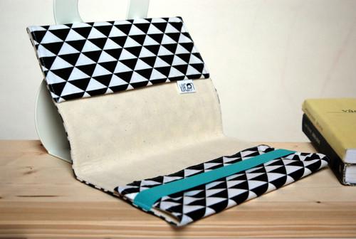 Kniha v teple - Trojúhelníky (nast. velikost)