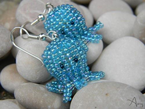 Azurové chobotničky